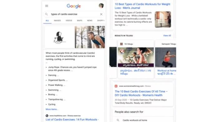 google search indian language surfacing Google Search  Google