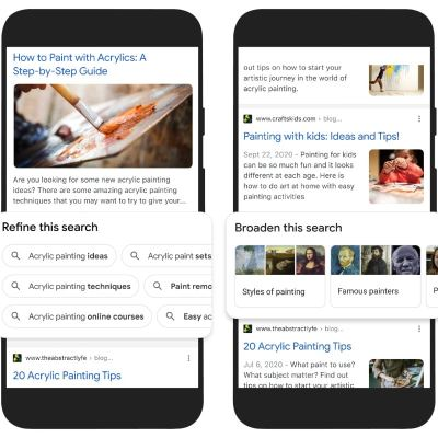 Google Updating Search With New Capabilities, Google Lens Reaching New Users