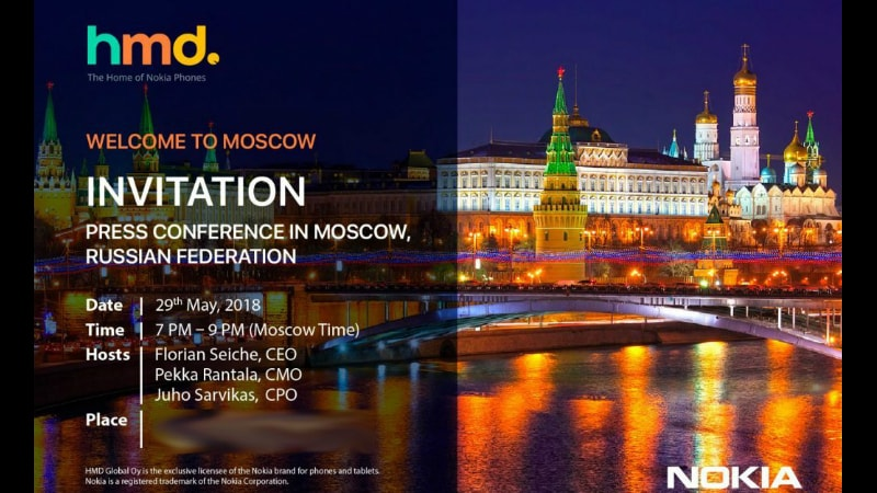 Nokia 2, Nokia 3, Nokia 5 Refreshes Expected at HMD Global's May 29 Event