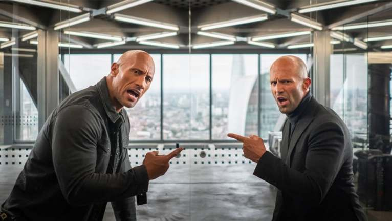 Image result for fast & furious presents hobbs & shaw