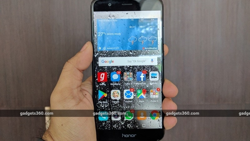 Honor 8 Pro First Impressions Ndtv Gadgets360