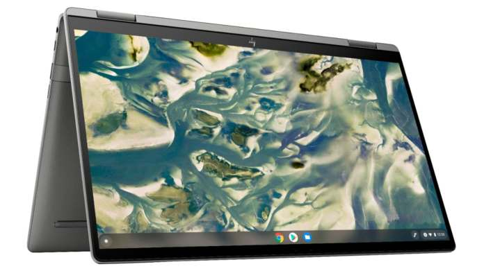 HP Chromebook x360 14c (2021) With 11th-Gen Intel Core Processors Launched  | Technology News