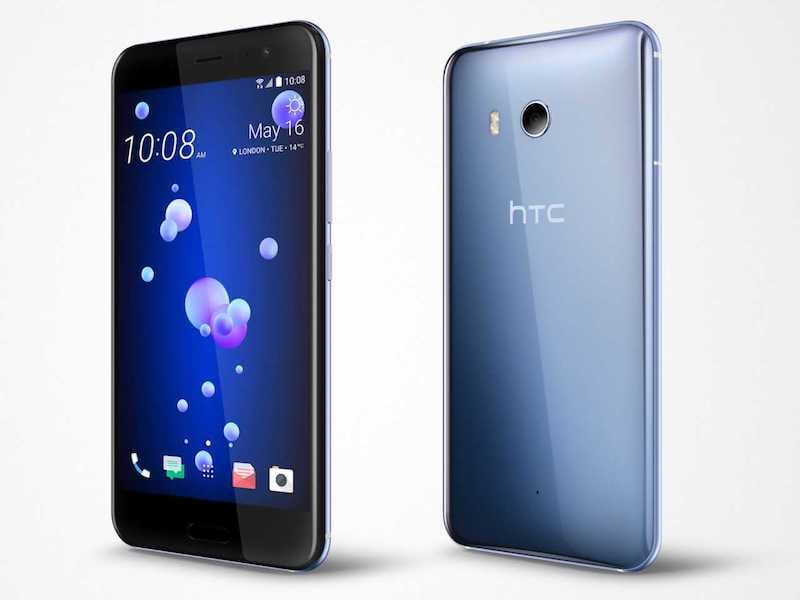 HTC U11 'Squeezable Smartphone' Launched in India at Rs. 51,990: Release Date, Specifications, and More | Technology News