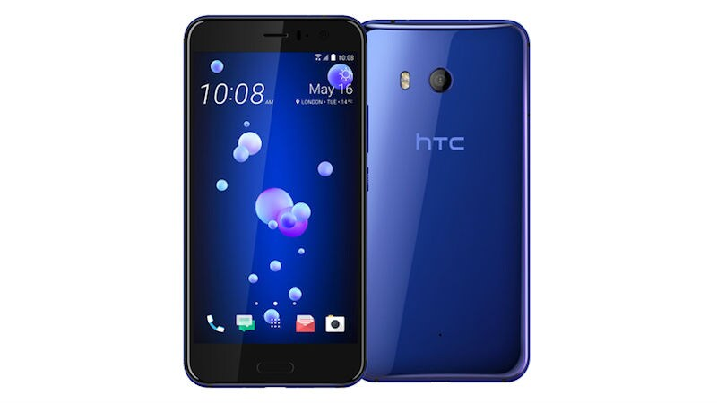 HTC U11 Sapphire Blue Colour Variant India, Pre-Orders Now Open | Technology News