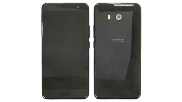 HTC U 11 Tipped to Ditch 3.5mm Headphone Jack, Bundle USB Type-C Adapter