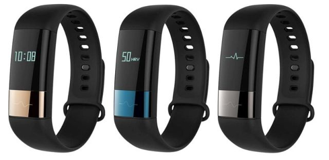 Xiaomi Mi Band Maker Huami Launches Amazfit Health Band With Built-in ECG Chip