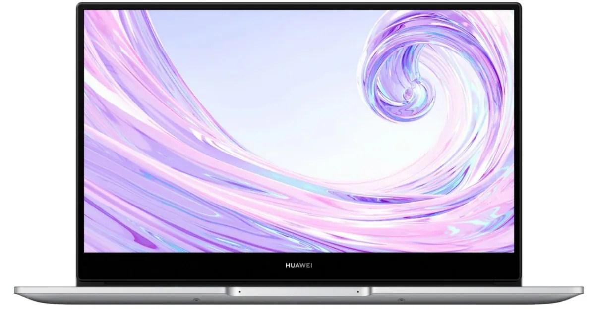 huawei matebook body Huawei MateBook 14