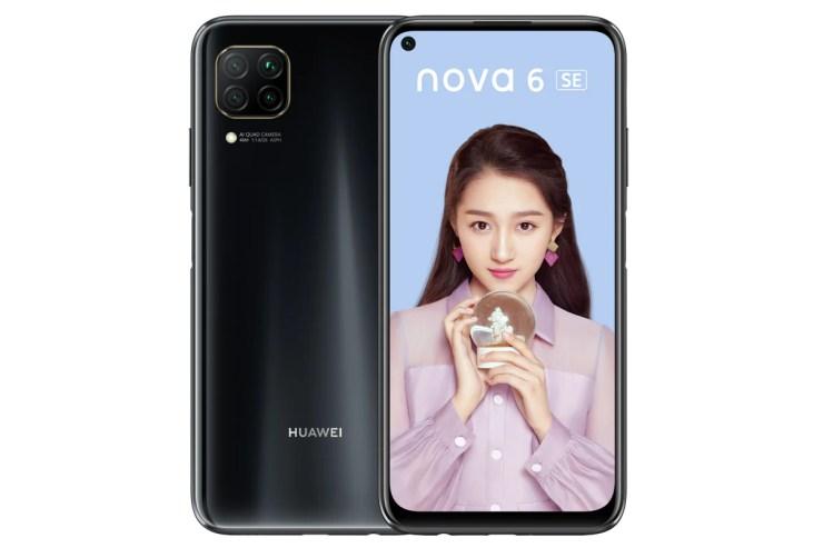 huawei nova 6 se imagen Huawei Nova 6 SE