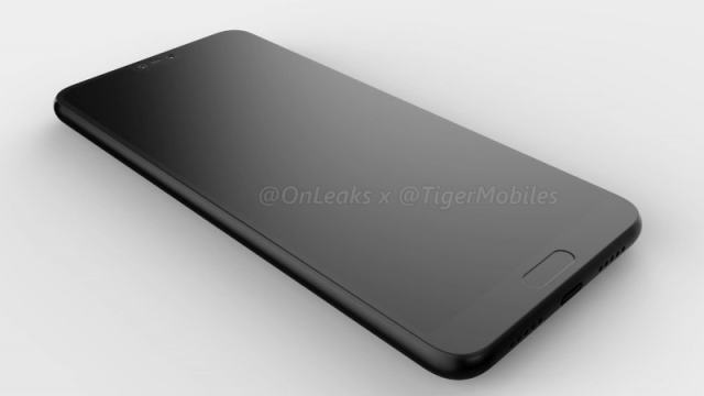 %name Huawei P20 and P20 Plus leaks: both are coming with a larger battery capacity and OLED display