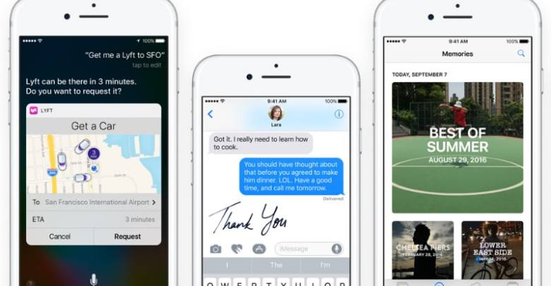 iOS 10: كيفية التنزيل والتثبيت على iPhone و iPad و iPod touch 1