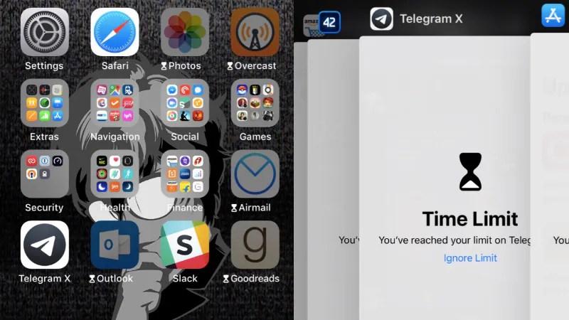 iOS 12 apple screen time limit sc iOS 12