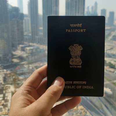 How to Change Address in Passport Online