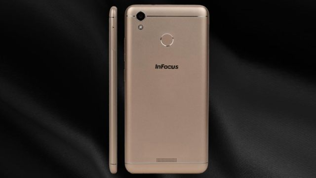 InFocus Turbo 5 With 5000mAh Battery Gets Listed on Amazon India Ahead of Wednesday Launch