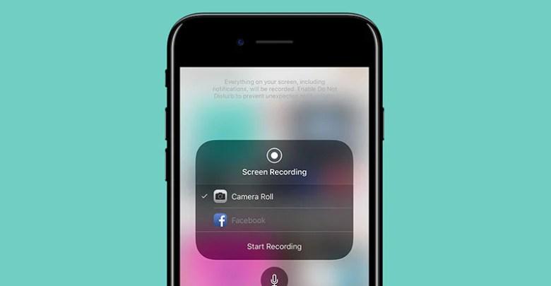 كيفية تسجيل اي فون الخاص بك ، آي باد الشاشة 1