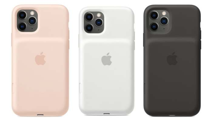 Iphone 11 Iphone 11 Pro Iphone 11 Pro Max Smart Battery Cases Launched Offer Quick Camera Button 50 Percent Longer Battery Life Technology News
