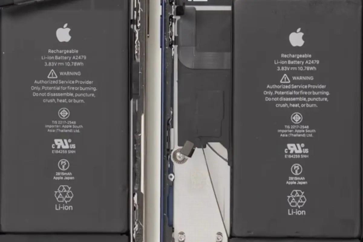 iphone 12 pro battery teardown bilibili iPhone 12  iPhone 12 Pro