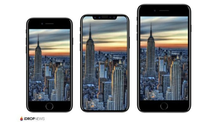 iPhone 8 Dimensions, Renders Leaked; LG Reportedly Eyeing OLED Display Orders Next Year