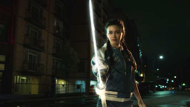 iron fist season 2 colleen wing Iron Fist season 2