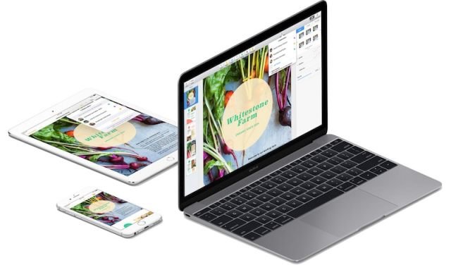 Apple Updates Pages, Numbers, Keynote Apps on macOS and iOS
