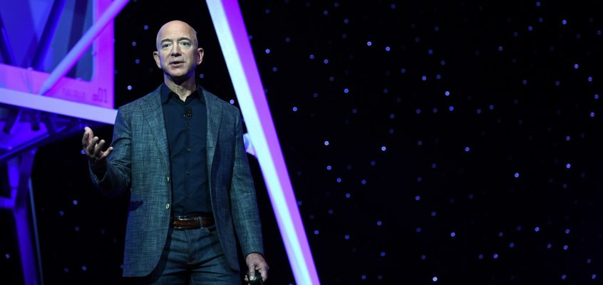 What's Next for Amazon's Bezos? Look at His Instagram