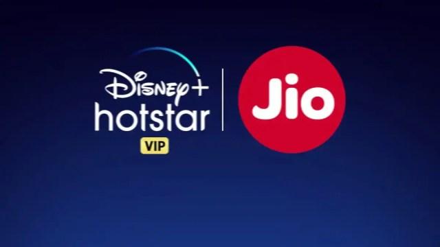 Jio Offers Free Disney+ Hotstar VIP Subscription to Its Prepaid ...
