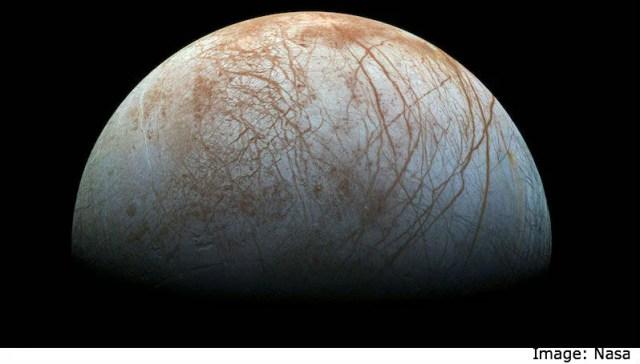 Nasa to Reveal 'Surprise' Find on Jupiter's Moon Europa on Monday