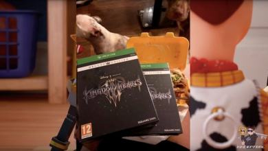 Kingdom Hearts 3 Leak May شاهد Square Enix & # 039 ؛ إعادة النظر & # 039؛ الطبعات المادية 1