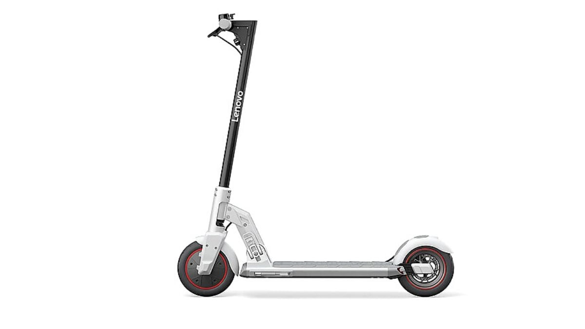 Lenovo M2 Electric Scooter With 30km Range, 25kmph Top