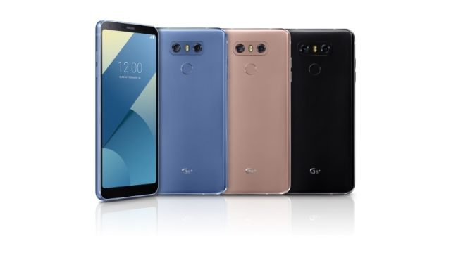 LG G6+ With 128GB Storage, LG G6 32GB Launched