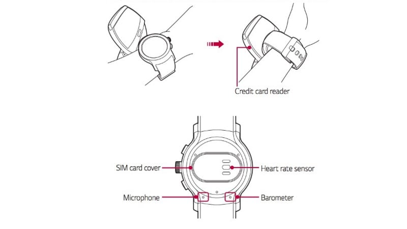 LG Watch Sport, Watch Style User Manuals Spotted; Leaked