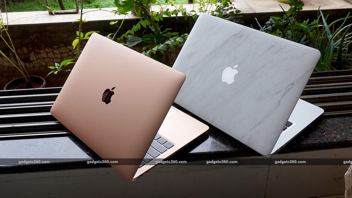 macbook air 2020 review compare 2017 MacBook