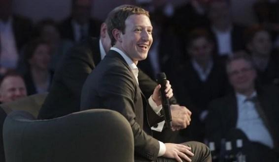 Facebook CEO Mark Zuckerberg Says He's Not Running for President
