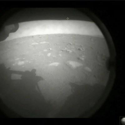 NASA Mars Rover Perseverance Makes Historic Landing