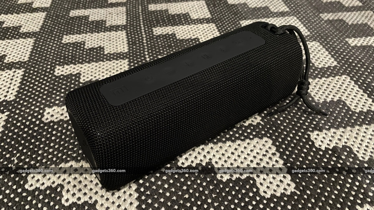 Portable Bluetooth Mi Speaker (16W) Review: loud but affordable