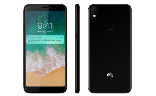 Micromax Canvas 2 Plus 2018 With 18 9 Display Selfie