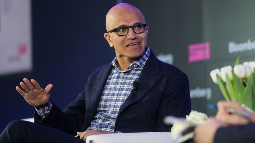 Microsoft CEO Satya Nadella Says Social Media Services Like Facebook, Twitter Need Clear Laws on Free Speech