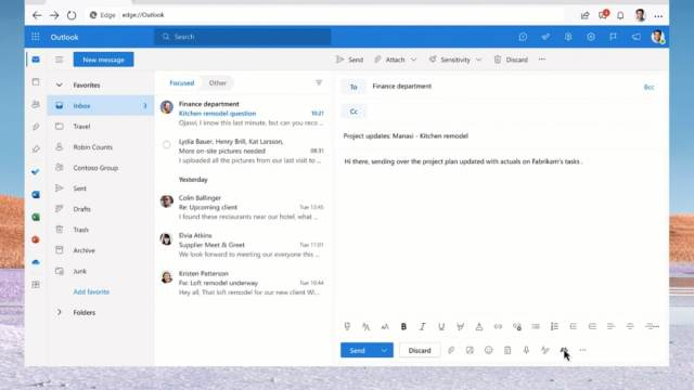 Microsoft Outlook Mail Extension Image Microsoft Outlook Microsoft