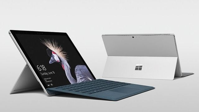 %name Microsoft launched it last year Surface Pro tablet device in India. Details of the device are here