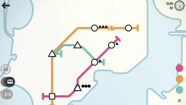 Mini subway ipad mini subway