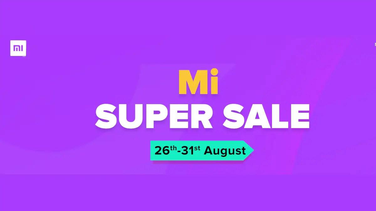 mi super sale brings