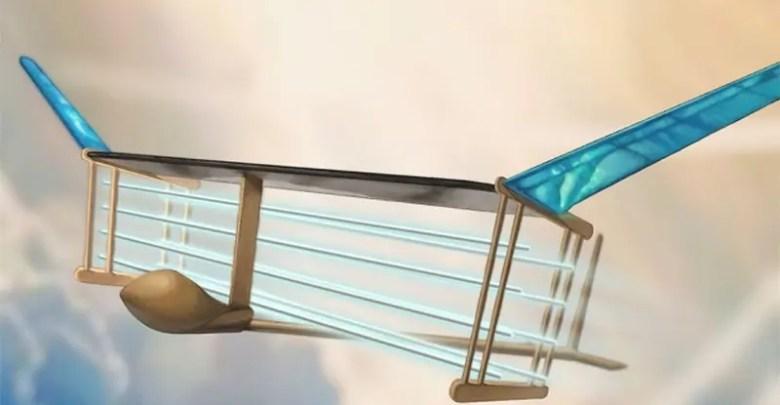 طائرة تجريبية جذرية بدون أجزاء متحركة تبهر العلماء 1