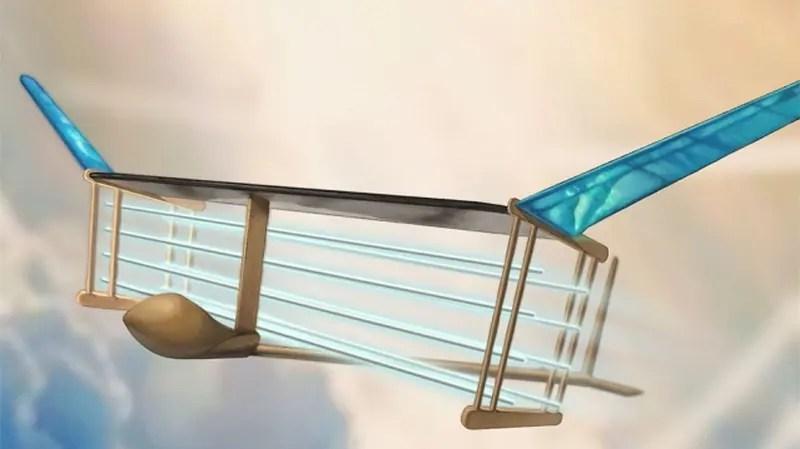 طائرة تجريبية جذرية بدون أجزاء متحركة تبهر العلماء
