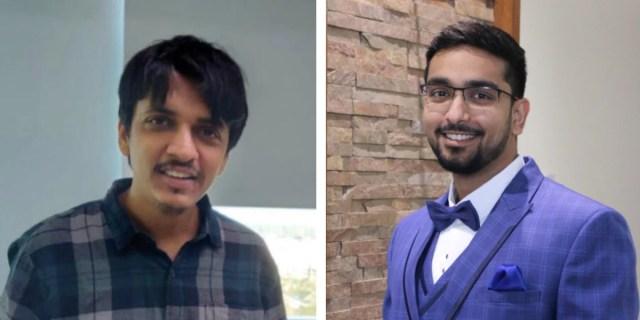mitron app co founders shivank agarwal anish khandelwal image Mitron