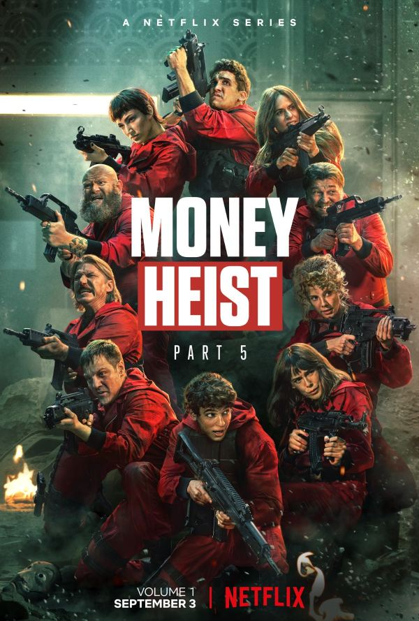 Money Heist Season 5 India Release Date and Time, Episodes, Cast, Trailer, and More | NDTV Gadgets 360