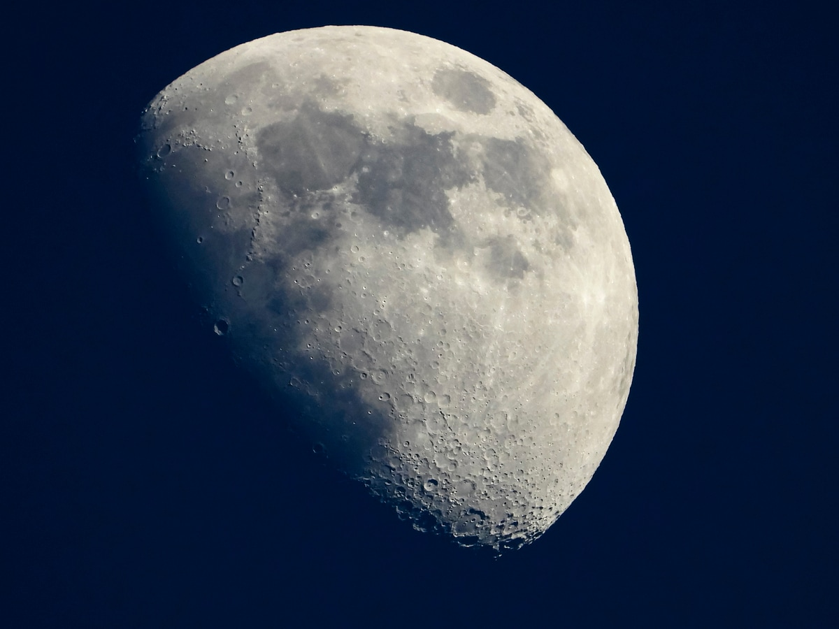 Our Moon Is Shrinking and Wrinkling, Study Claims