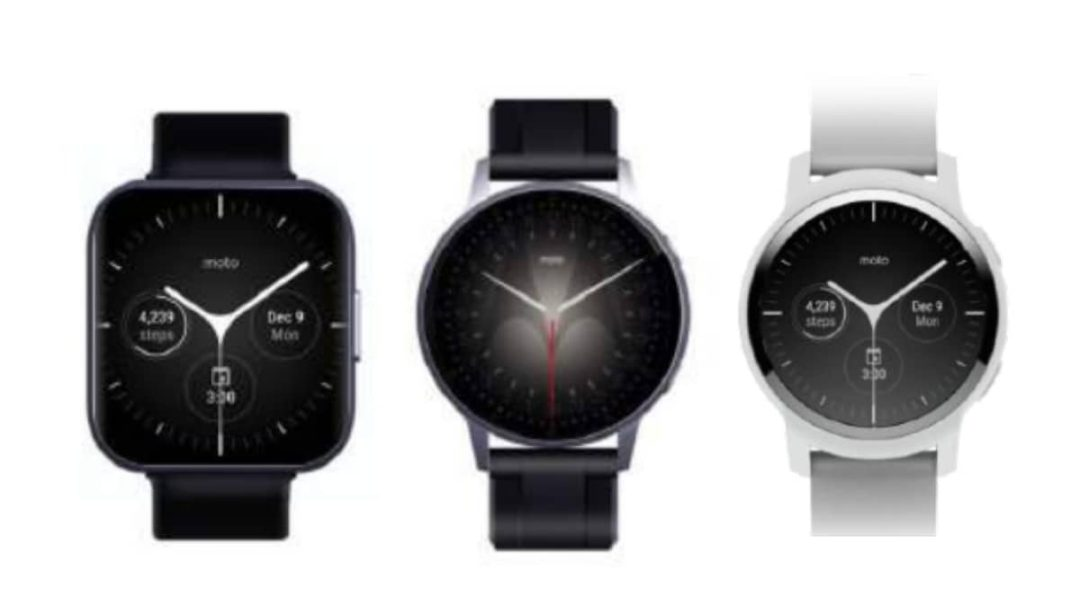 Moto Watch, Moto Watch One, Moto G Smartwatch Images Surface Online, Tipped to Launch in 2021