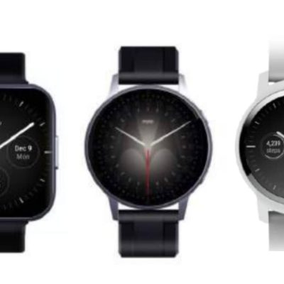 Moto Watch, Moto Watch One, Moto G Smartwatch Images Surface Online
