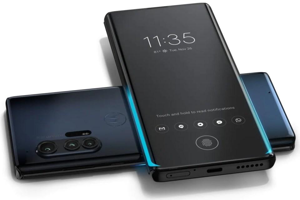 motorola edge plus body charging Motorola