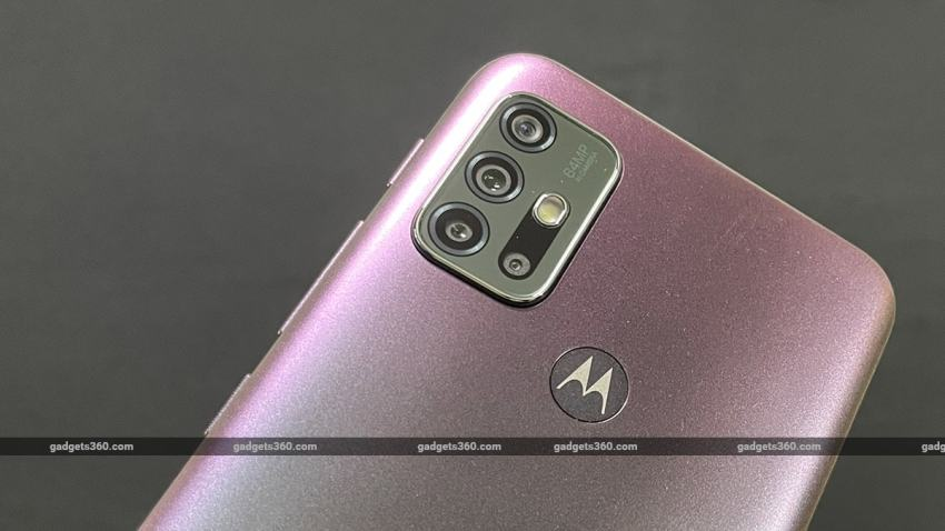 motorola moto g30 camera module gadgets 360 Motorola Moto G30 First Impressions
