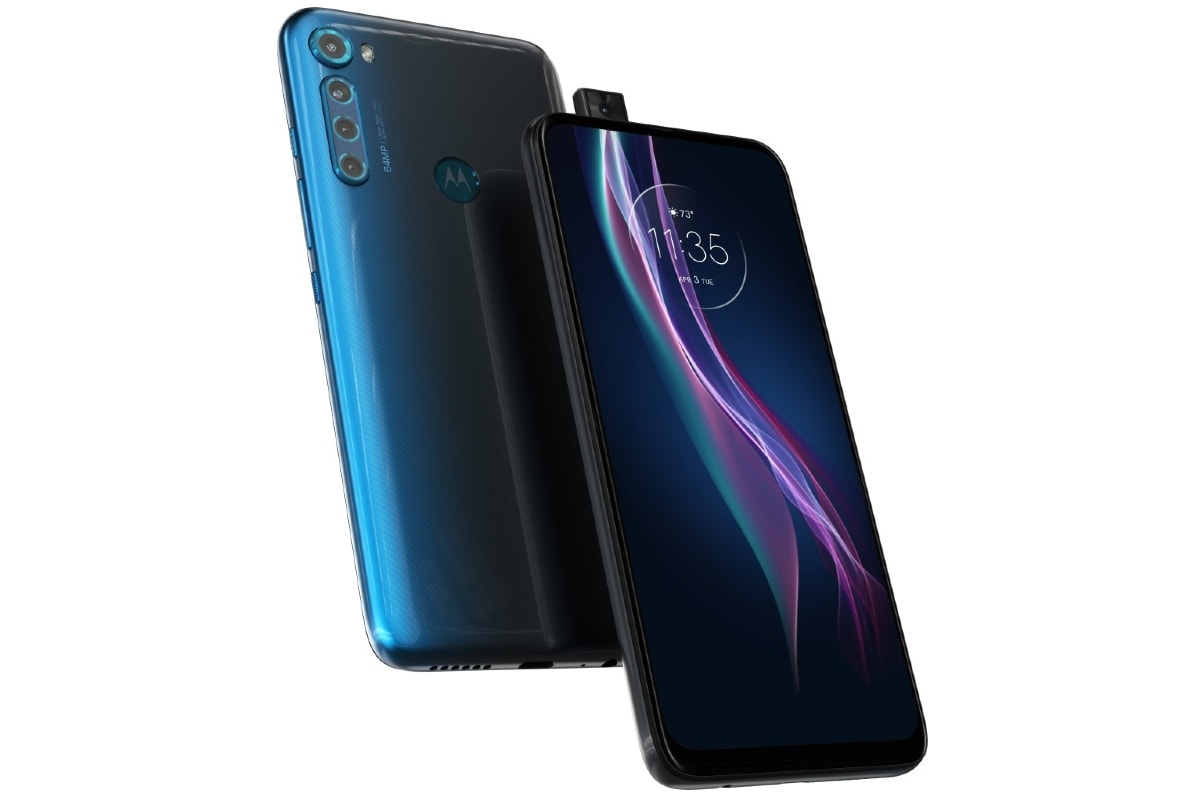 Motorola One Fusion+ to Go on Sale via Flipkart Today at 12 Noon